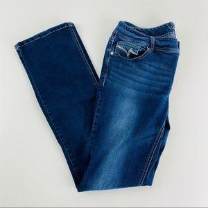 Vanity Curvy Bootcut 31 LONG Jeans